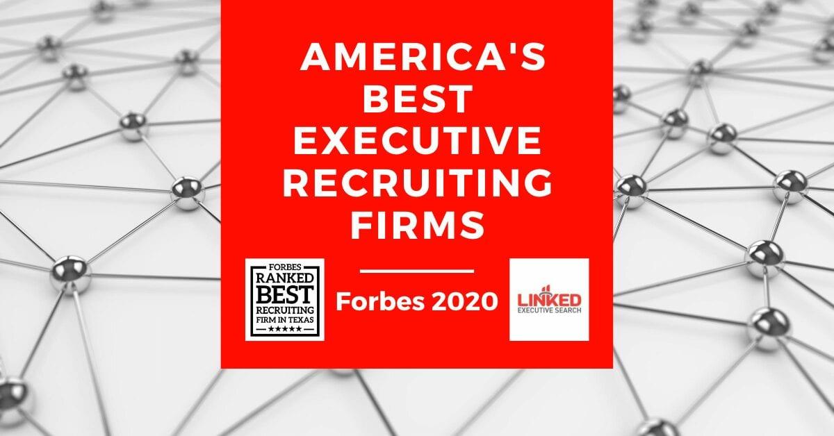 LinkedExec Forbes Announcement